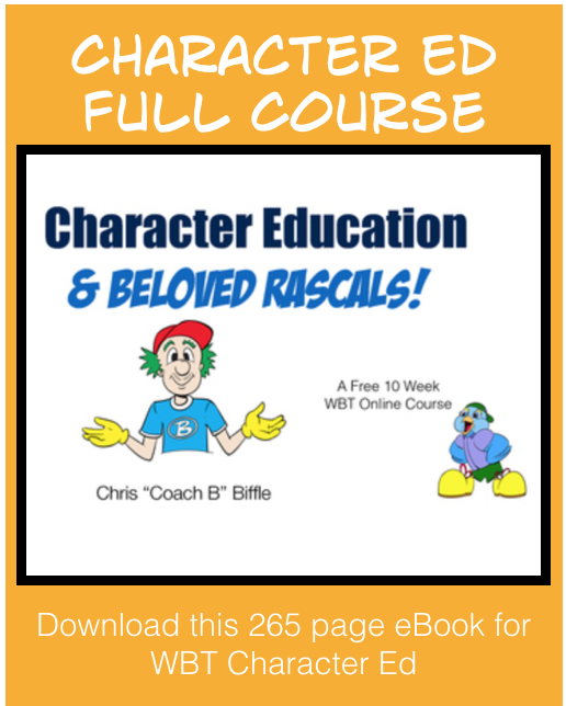 Character Ed Course